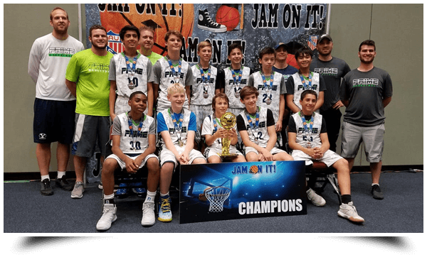 Prime AAU Basketball - Team