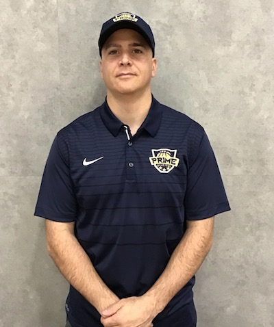 Frank Allocco, Jr. Coach ASA Basketball